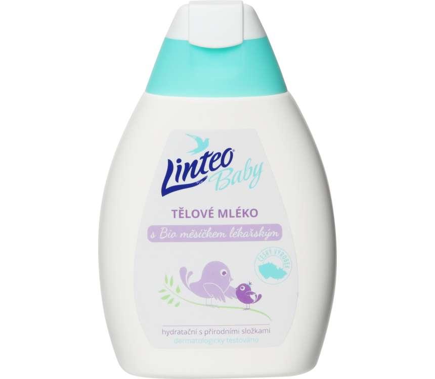 130 ml tělového mléka