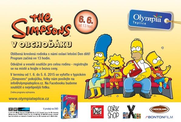 Simpsonovi V Obchodaku Kam S Detmi Aktivity Pro Deti A Jejich Rodice