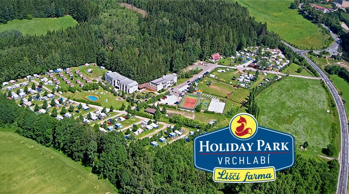 Holiday Park Vrchlabí - Liščí Farma
