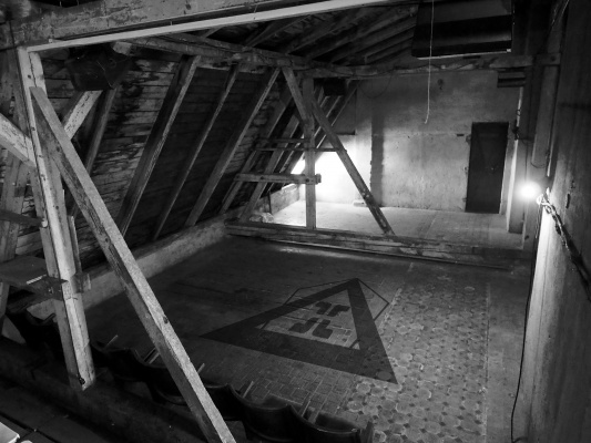 Cross Attic