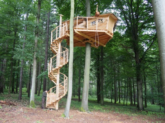 Tree House Babí lom