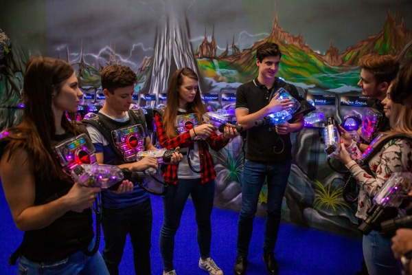 Mercuria Laser Game Braník