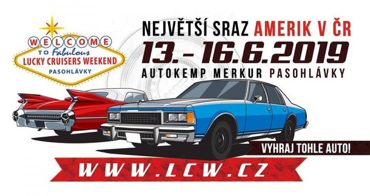 Lucky Cruisers Weekend 2019