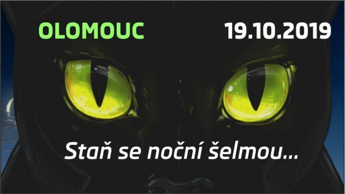 NN NIGHT RUN Olomouc 2019